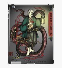 Samurai Twain iPad Case/Skin