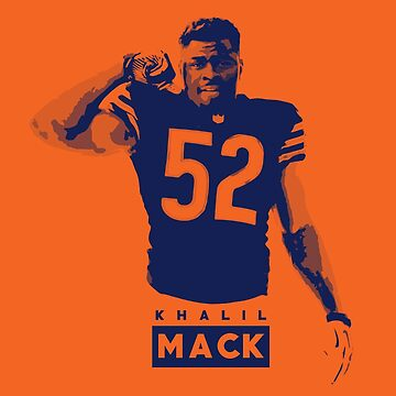 The New Monster of the Midway - Khalil Mack by 13471
