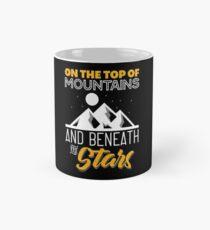 Mountains And Stars Mug