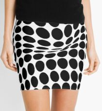 COME INSIDE (BLACK) Minifalda
