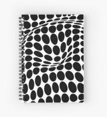 COME INSIDE (BLACK) Cuaderno de espiral
