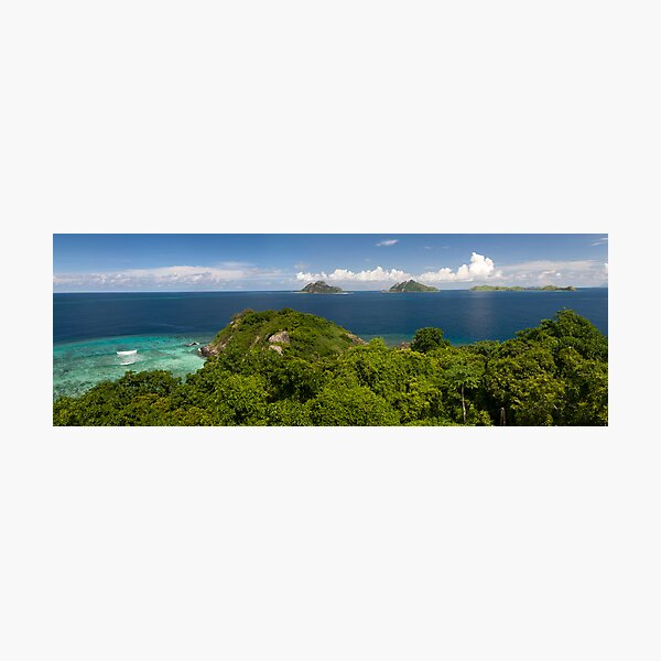 From The Top of Paradise. Photographic Print