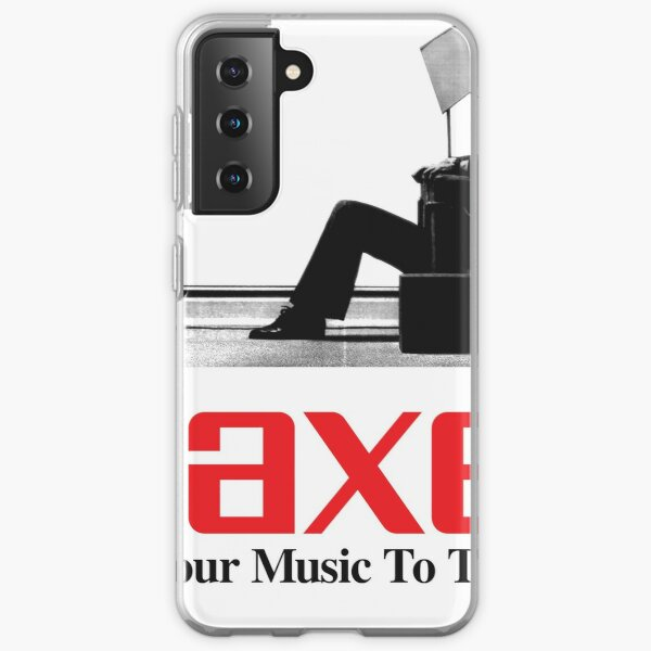 MAXELL THE TAPE THAT DELIVERS VINTAGE SHIRT  Samsung Galaxy Soft Case