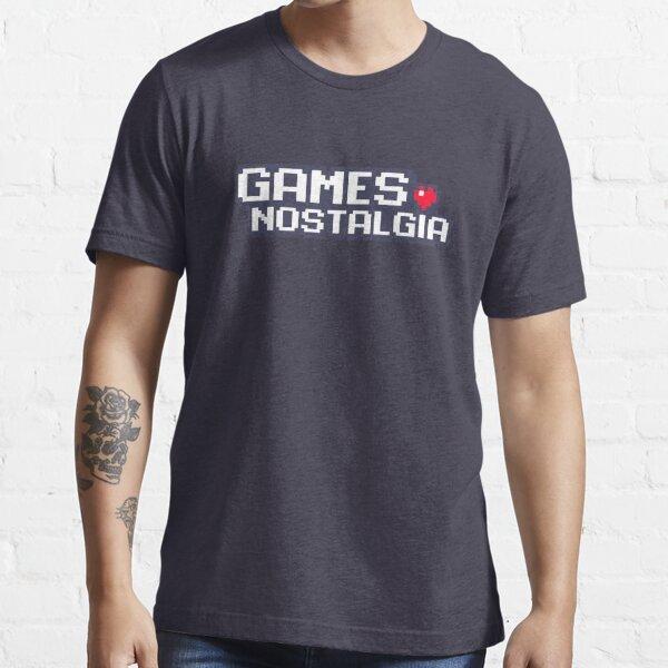 GamesNostalgia Essential T-Shirt
