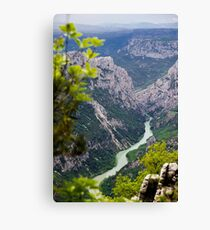 River Valley 2 Canvas Print