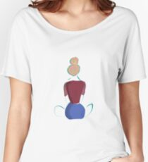 Simple Girl Women's Relaxed Fit T-Shirt