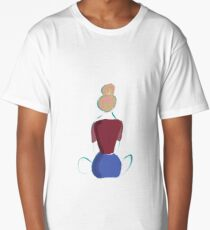 Simple Girl Long T-Shirt
