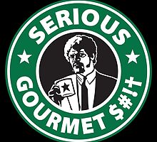 Some Serious Gourmet Coffee (clean) by TedDastickJr