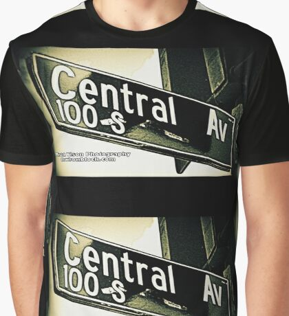 Central Avenue1 Los Angeles CA by Mistah Wilson Photography Graphic T-Shirt