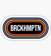 brockhampton Sticker