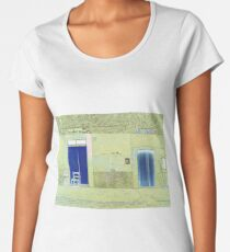 Vulture: shop with chairs Women's Premium T-Shirt