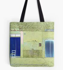 Vulture: shop with chairs Tote Bag