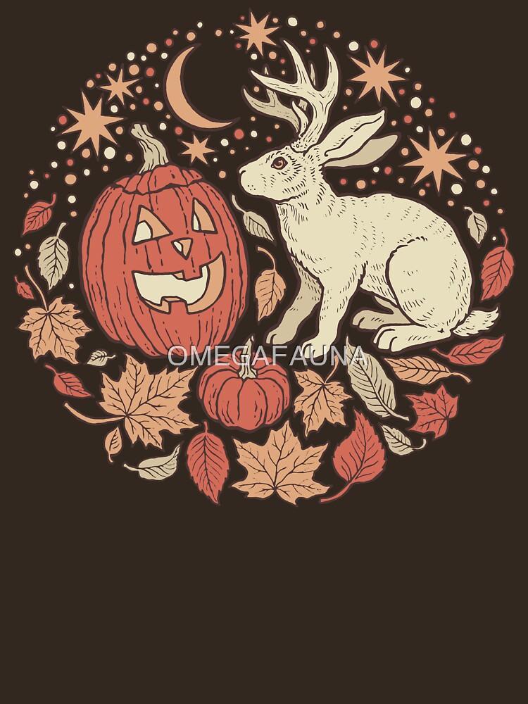 Amigos de Halloween | Paleta de otoño de OMEGAFAUNA