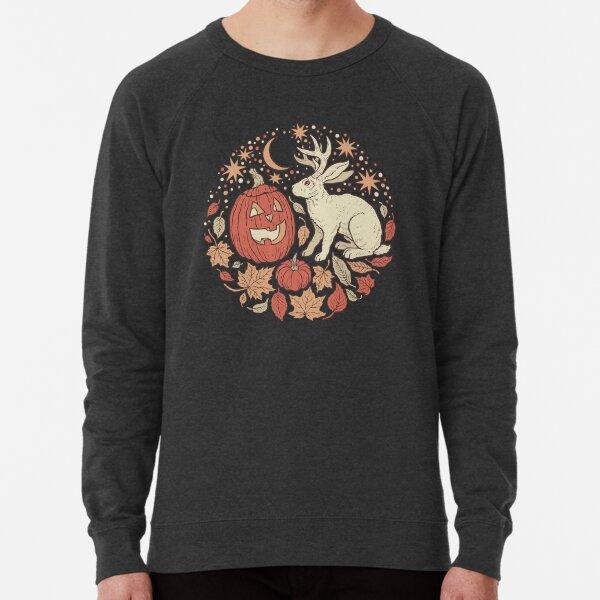 Halloween Friends | Autumn Palette Lightweight Sweatshirt