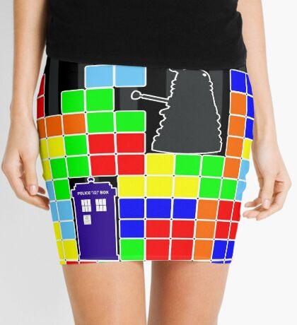 Dr Tatris Mini Skirt