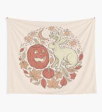 Halloween Friends | Autumn Palette Tapestry