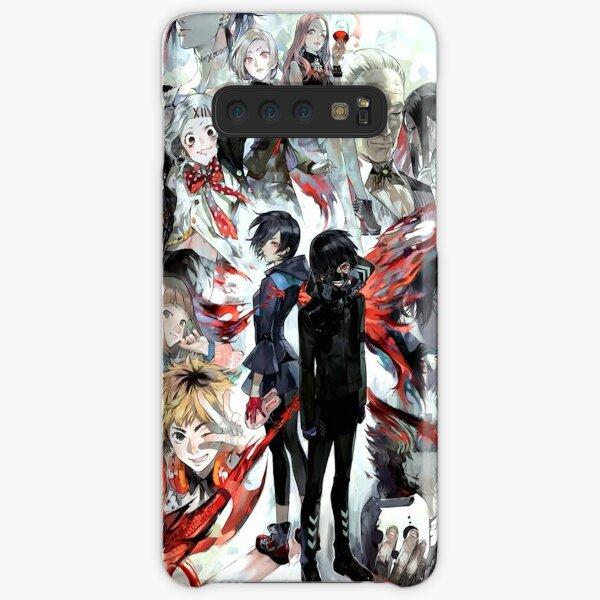 Tokyo Ghoul Phone Case Samsung Galaxy Snap Case