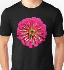 'Hot Pink Zinnea' T-Shirt