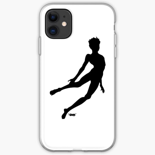 Skylar Boy - Black iPhone Soft Case