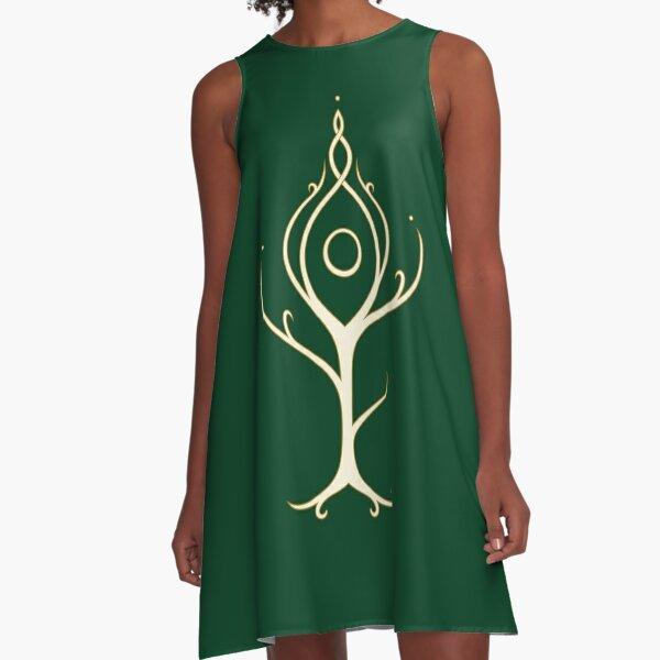 Ornë A-Line Dress