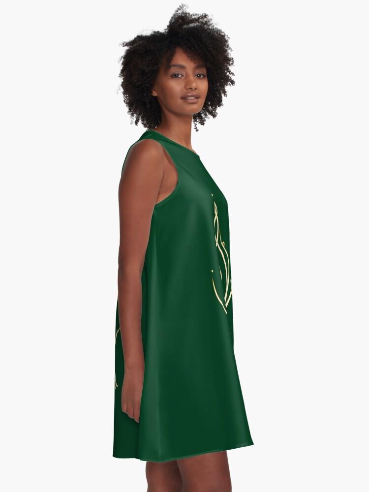 Alternate view of Ornë A-Line Dress