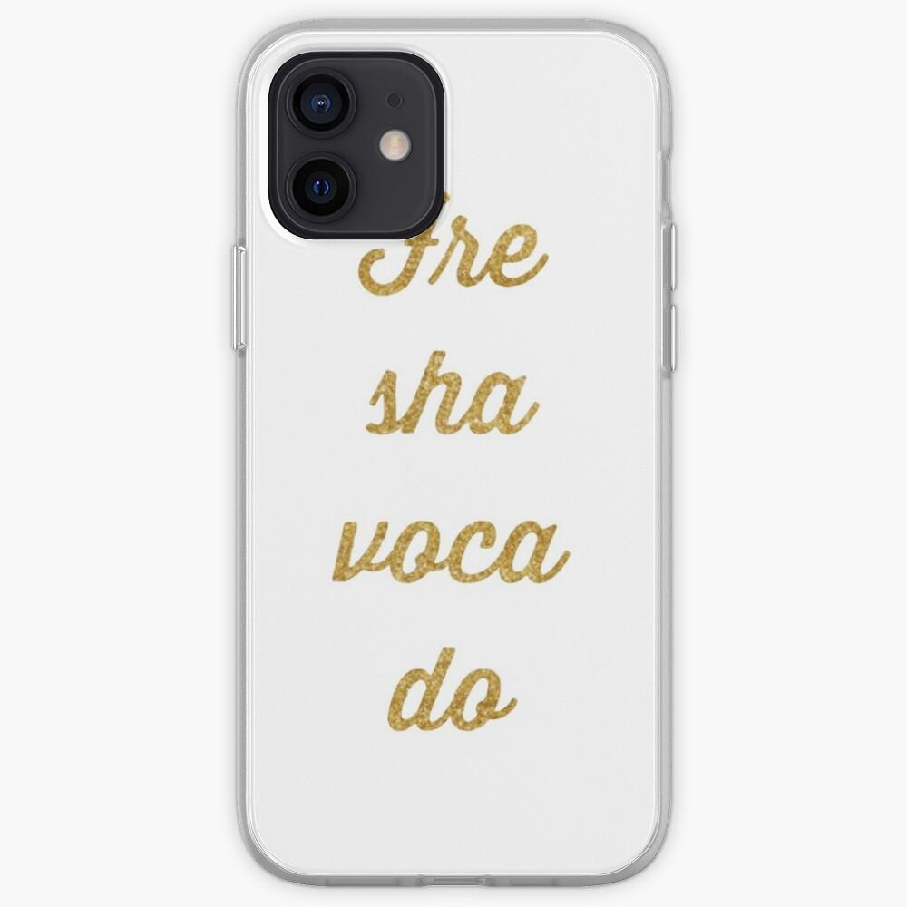 Fre sha voca do iPhone Case & Cover