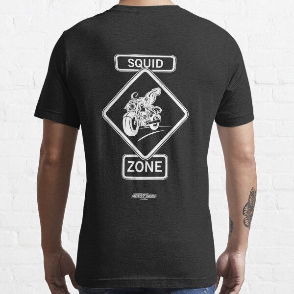 SQUID ZONE  Essential T-Shirt