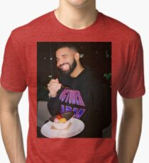 Drake being Drake Tri-blend T-Shirt