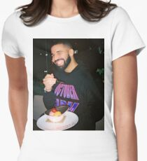 Drake being Drake Women's Fitted T-Shirt