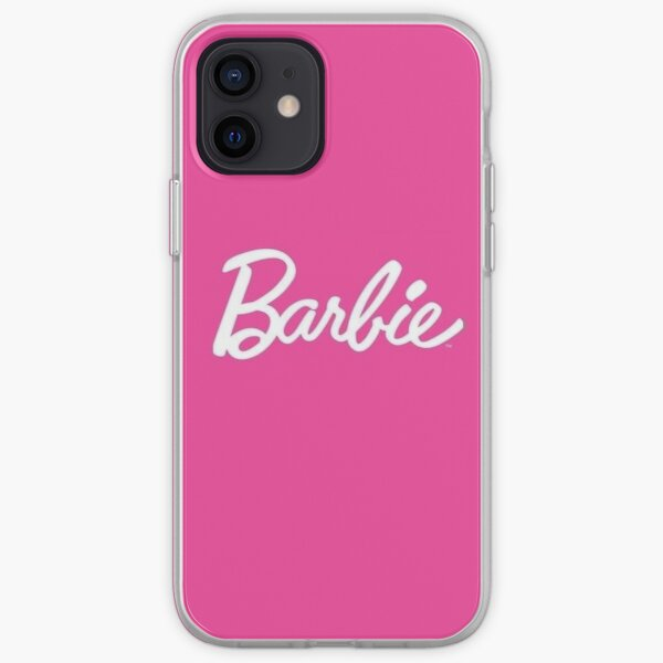 Crownd Barbie iPhone Soft Case