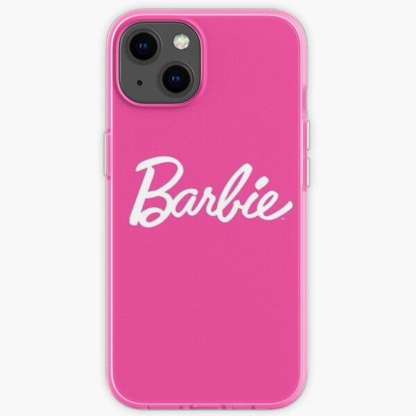 Crownd Barbie Funda blanda para iPhone