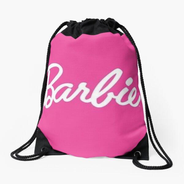 Crownd Barbie Drawstring Bag