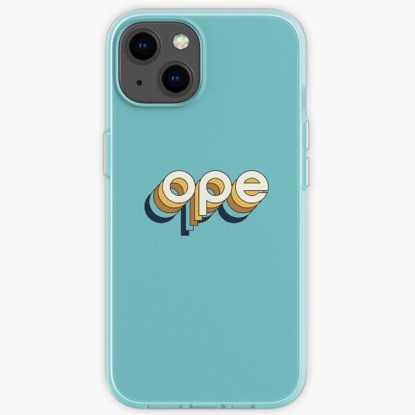 Ope Au Naturel iPhone Flexible Hülle