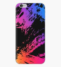 Abstract Rainbow iPhone Case