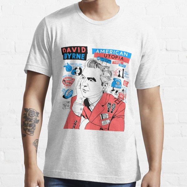 AMERICAN UTOPIA 2018  Essential T-Shirt