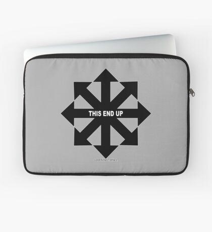 This End Up Laptop Sleeve