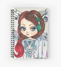 Kristin Spiral Notebook