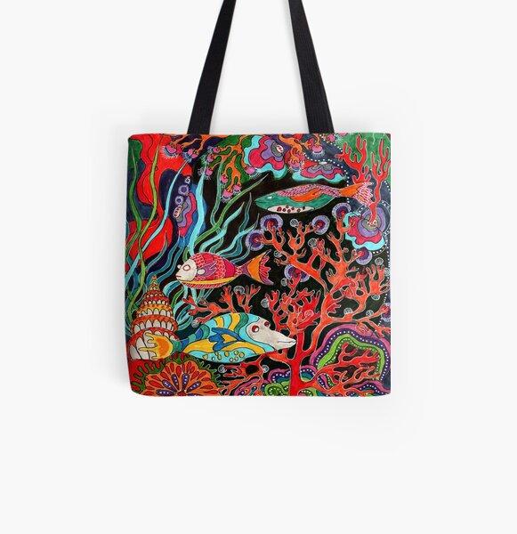 All Over Print Tote Bag