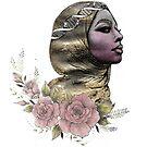 Goddess of Knowledge by Emjonesdesigns