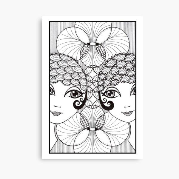 Showgirls Canvas Print