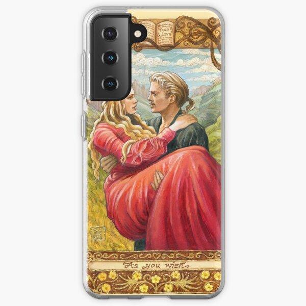 Princess Bride Samsung Galaxy Soft Case