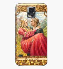 Prinzessinenbraut Hülle & Klebefolie für Samsung Galaxy