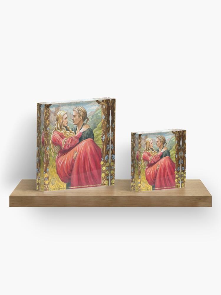 Alternate view of Princess Bride Acrylic Block