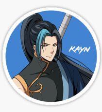 Kayn Sticker