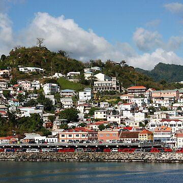 Grenada Island Living by SLRphotography