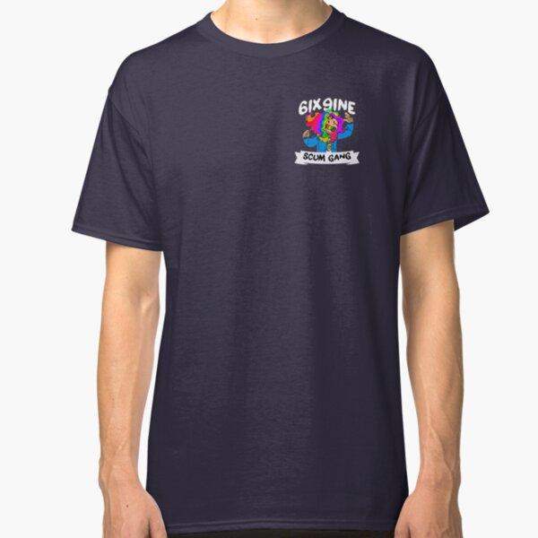 Tekashi69 Scum Gang Classic T-Shirt