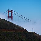 Golden Gate Bridge #1 by Josef Grosch