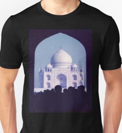 Viewing the Taj T-Shirt
