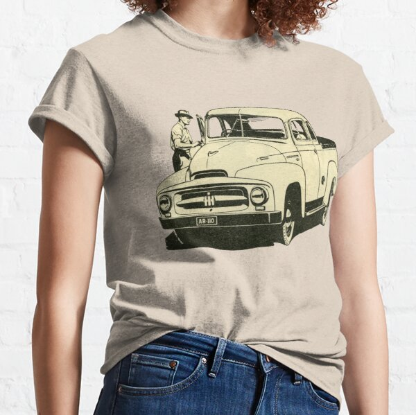 1954 International Ute. Aussie Farmers Favourite!  Classic T-Shirt