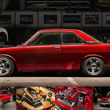 Todd Bulkeley's Datsun Coupe by HoskingInd